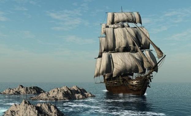 Останки на кораб от 16-и век бяха открити случайно в