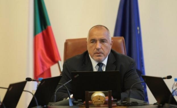 Борисов: Ужасно е да гледаш как 8 века история изчезват пред очите ти