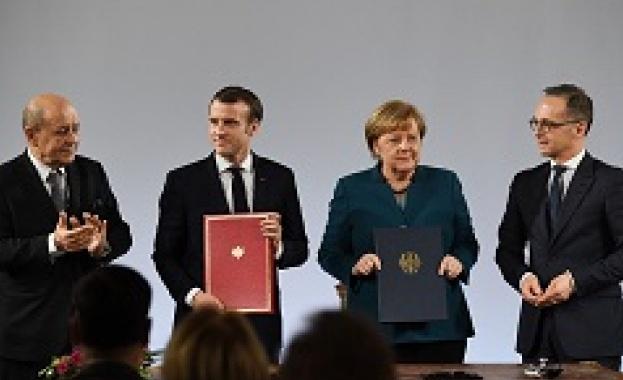 Германската канцлерка Ангела Меркел призна, че има