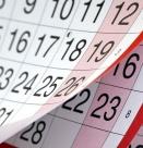 Предстоящи събития на 26 август