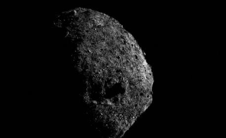 НАСА има проблем с мисията си до астероида Бену