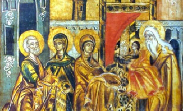 Св. мчк Никифор Антиохийски (Отдание на Сретение Господне)
