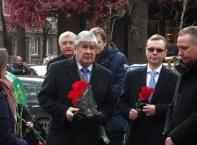 Отбелязване на Деня на руската дипломация в София