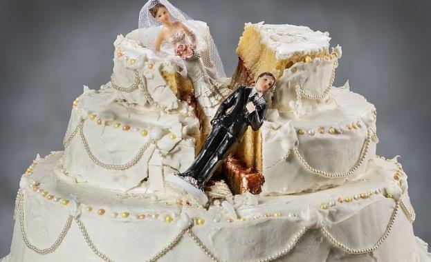 Младоженци в Кувейт се разделиха 3 минути след сватбата
