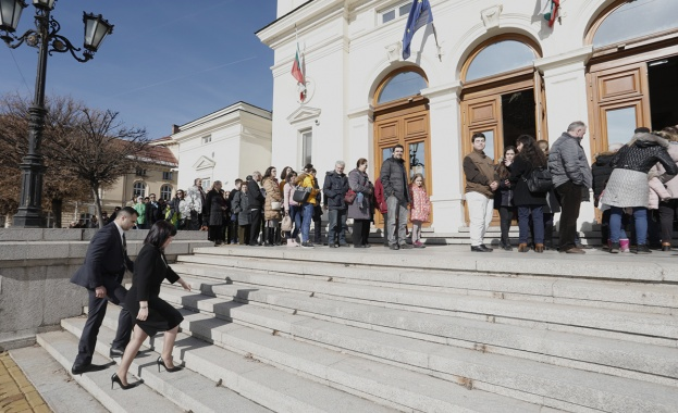 Над 9 000 посетиха Парламента в Деня на отворени врати