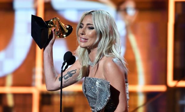 """Лейди Гага с """"Грами"""" за """"Shallow"""", Мишел Обама уважи церемонията (ВИДЕО)"""