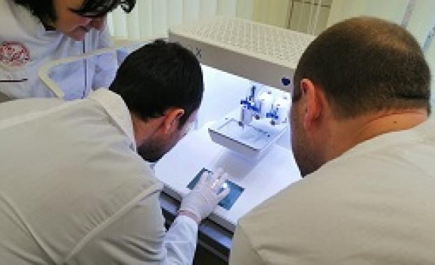 3D-биопринтиране e поредната иновация в МУ-Пловдив