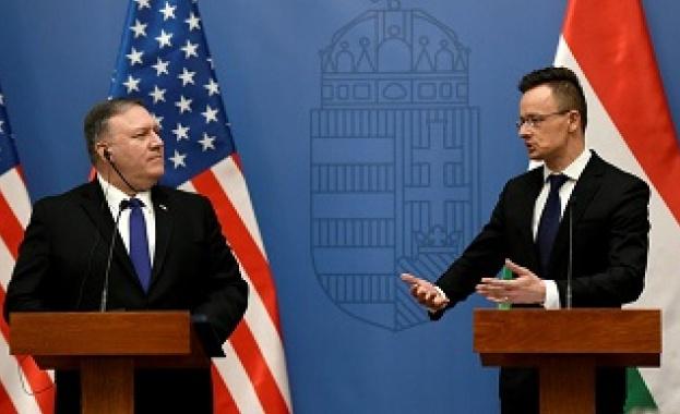 """САЩ призовават Унгария да не подкрепя """"Турски поток"""""""