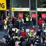Стачка блокира градския транспорт на Берлин