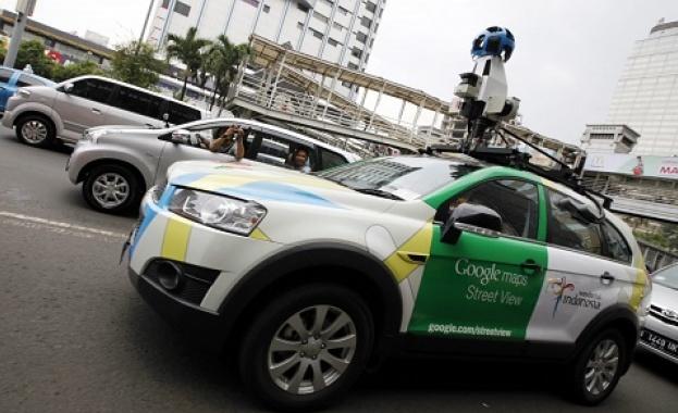 """""""Гугъл мапс"""" случайно разкри секретни военни обекти на Тайван"""