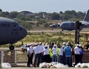 Военновъздушните сили на САЩ превозват тонове помощ към Венецуела