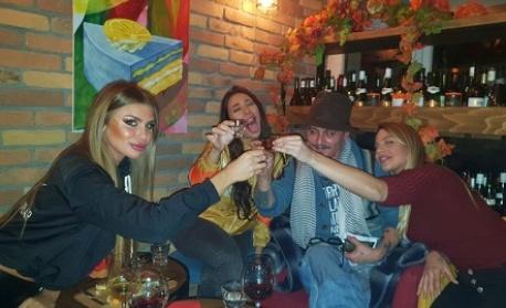 Джони Деп отпразнува Свети Валентин в Белград