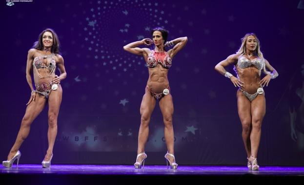 Ева Георгиева  буди желанието за здравословен живот