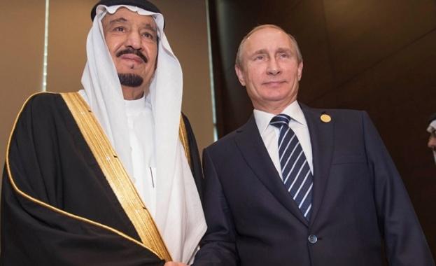 Между височество и величество – Путин в Персийския залив
