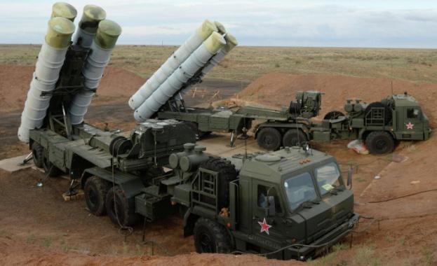 Турция получи първата пратка от руската системата С-400