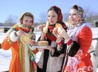 Масленица е един от най-веселите старинни руски народни празници