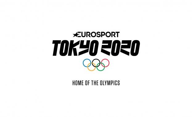 Евроспорт показа логото си за Олимпийските игри в Токио през 2020 г.