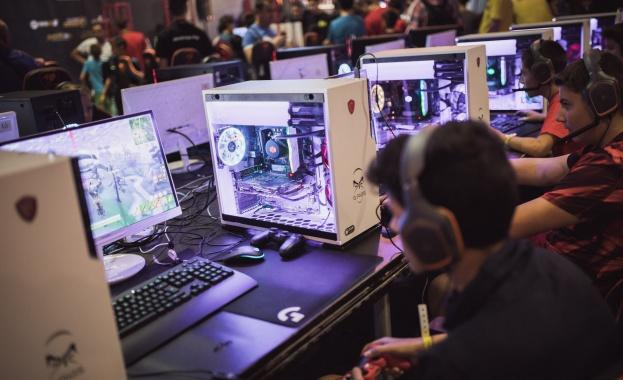 НДК ще е домакин на първите финали от A1 Gaming League