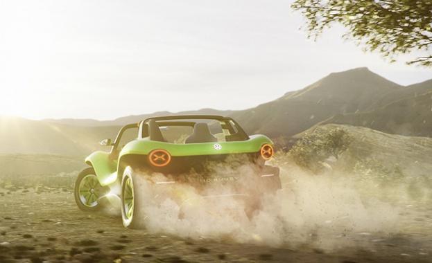 Volkswagen ще лансира 70 електрически модела до 2028