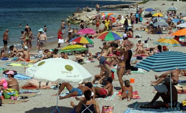 Гърция отчете 33 милиона чужди туристи за 2018 г.