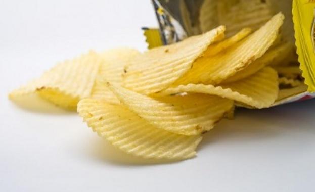 Тайната на пакетчето чипс