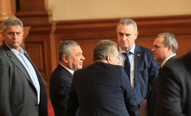Парламентът прие на първо четене промени в Закона за съдебната власт