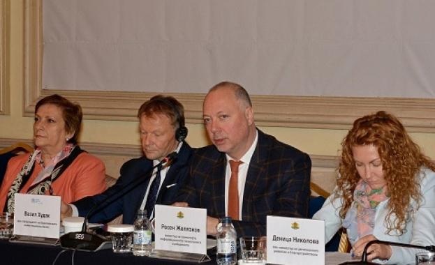 Росен Желязков: До няколко месеца ще са ясни транспортните проекти в новата оперативна програма