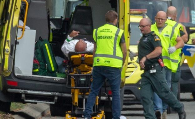 Терор в Нова Зеландия: Нападнаха джамии, има десетки загинали и ранени