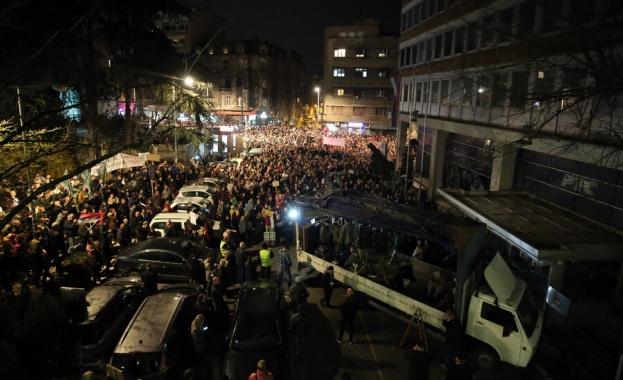 Сръбският президент Александър Вучич съобщи, че на 19 и 26