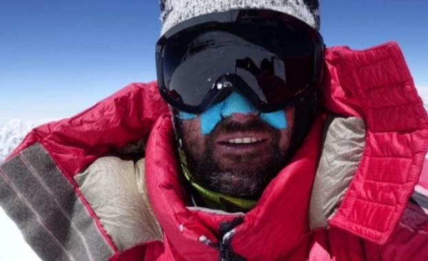 Снимка: Скатов се прицели да завърши Хималайската корона с четири осемхилядника догодина