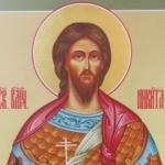 Св. Никита изп., архиеп. Аполониадски
