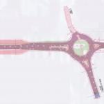 Започва изграждането на кръгово при входа на Карлово