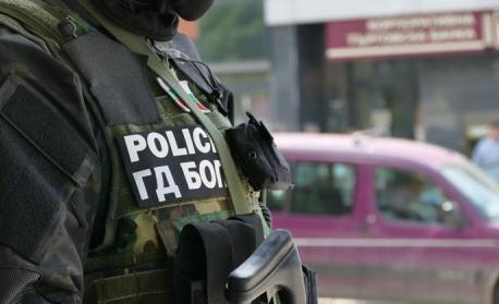 Над 10 арестувани в София при мащабна акция срещу наркоразпространението