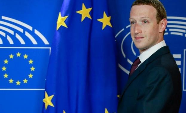"""Главният изпълнителен директор на """"Фейсбук"""