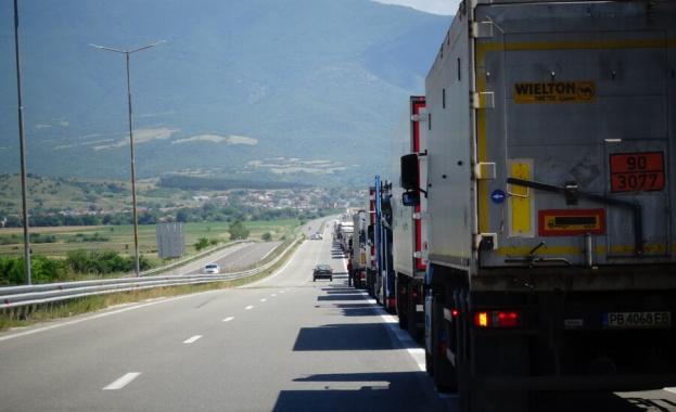 Натоварено движение на граничните пунктове в посока Румъния. По данни