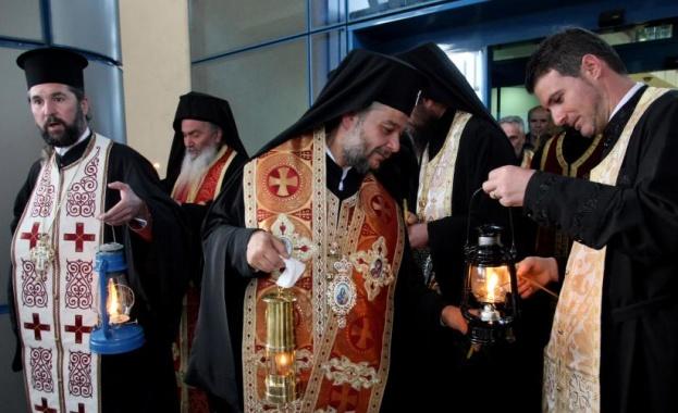 Министър-председателят Бойко Борисов се срещна със старозагорския митрополит Киприан в