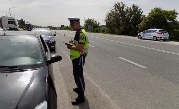 Започва полицейска операция за контрол на скоростта