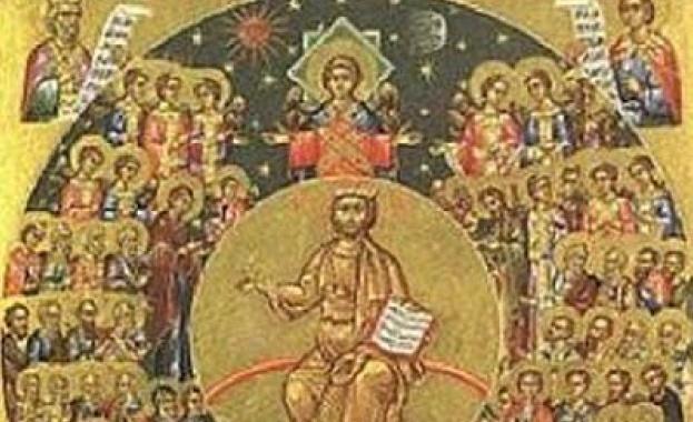 На 5 април Църквата почита Св. мчци Теодул и Агатопод.