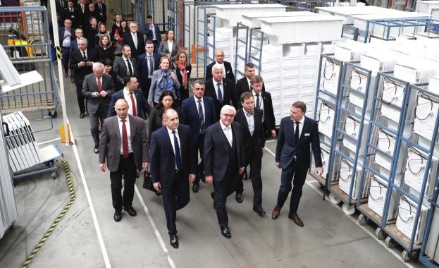 Моделът на българо-германско икономическо сътрудничество е успешен и България има