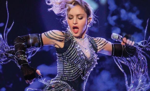 """Снимка: Мадона ще получи 1 млн. долара, за да пее на """"Евровизия"""""""