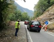 Близо 6,5 млн. лв. ще бъдат вложени в укрепването на срутищата по пътя за Рилския манастир