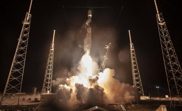 """Израелският космически апарат """"Берешит"""