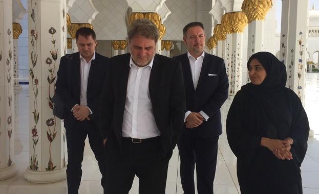 България ще си сътрудничи с ОАЕ в областта на културата