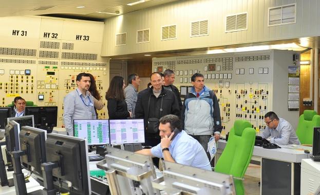 Наплив от посетители в Деня на отворени врати в АЕЦ Козлодуй