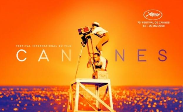 Официалният плакат на Фестивала в Кан е в почит на  Аниес Варда