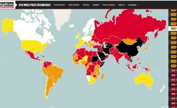 Снимка: България остава на 111-о място по свобода на медиите