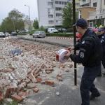 Ограда на бивше военно поделение се срути в Хасково и уби човек