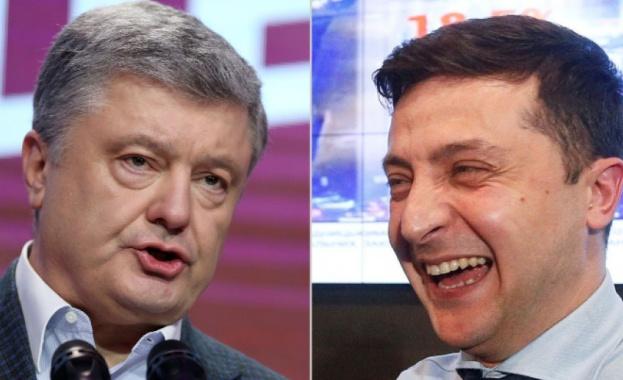 Новият президент на Украйна може да си върне контрола над