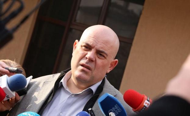 Иван Гешев влиза в битката за главен прокурор