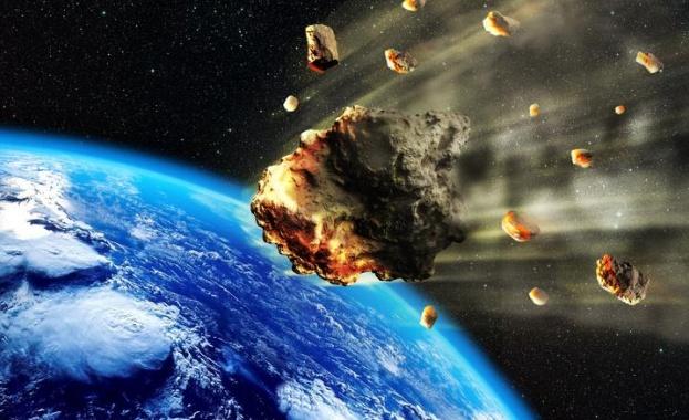 Опасният астероид GC6 с размерите на къща прелетя край Земята
